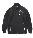 オークリー OAKLEY Skull Merged Sweater Jacket ハイブリッドジャケット ジップアップ ゴルフ ブラック L 412374JP 200213T