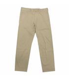 ヤエカ YAECA チノ スタンダード パンツ チノパン トラウザーズ CHINO STANDARD CLOTH PANTS 32 カーキべージュ 17653 200310T