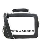 マークジェイコブス MARC JACOBS M0014506 THE BOX 20 ザ ボックス ハンドバッグ ショルダー 2WAY ホワイト ブラック 鞄 200707E