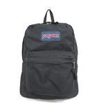 ジャンスポーツ JANSPORT リュックサック デイパック ブラック 鞄 200812E ※VGP