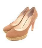 ダイアナ DIANA ハイヒール パンプス 23cm ブラウン 靴 200918E ※VGP0