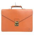 ルイヴィトン LOUIS VUITTON エピ セルヴィエット コンセイエ M54428 ビジネスバッグ ブリーフケース MI1926 ブラウン系 鞄