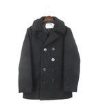 NYC Pコート ジャケット 中綿 上着 36 ブラック 210122O  IBS94