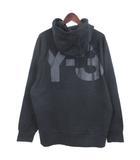 ワイスリー Y-3 adidas アディダス YOHJI YAMAMOTO M CL ZPHOOD ジップアップ パーカー ロゴ CY6900 XL 黒 ブラック