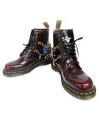 ドクターマーチン DR.MARTENS MARC JACOBS マーク ジェイコブス 1460 8ホール ブーツ UK8 チェリー レッド 靴