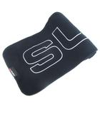 シュプリーム SUPREME 17FW AW Polartec Logo Scarf ポーラーテック スカーフ マフラー フリース ネイビー