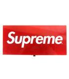 シュプリーム SUPREME 17SS Metal Storage Box メタル ストレージ ボックス ロゴ 赤 レッド