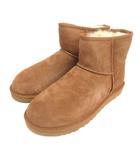 アグ UGG 5854 ムートン ブーツ クラシック ミニ 2 25cm ライトブラウン 210507E 靴