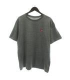 ザノースフェイス THE NORTH FACE NT31955 S/S Small Box Logo Tee アウトドアウェア Tシャツ カットソー 半袖 クルーネック ボックス ロゴ XXL グレー