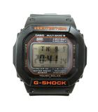 5600シリーズ デジタル 腕時計 電波ソーラー GW-M5610R ブラック