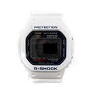 G-LIDE デジタル 腕時計  ソーラー充電 GWX-5600C ホワイト