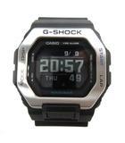 G-LIDE デジタル 腕時計 GBX-100 スマートフォン連携機能搭載 ブラック