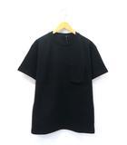 2021SS 1A5VIA シグネチャー 3Dポケット モノグラム Tシャツ S 国内正規品