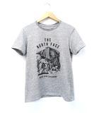 THE NORTH FACE ザノースフェイス NT31852 S/S VIEW POINT TEE ビューポイント Tシャツ M グレー