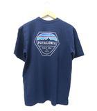 未使用品 2019SS PATAGONIA パタゴニア 38439 Men's Fitz Roy Hex Responsibili-Tee Tシャツ S Regular Fit CNY