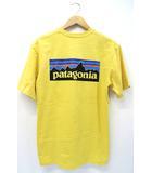 未使用品 2019SS PATAGONIA パタゴニア 39174 Men's P-6 Logo Responsibili-Tee P-6ロゴ Tシャツ S SUYE