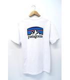 未使用品 PATAGONIA パタゴニア 38501 Fitz Roy Horizons Responsibili-Tee Tシャツ S ホワイト 白 1