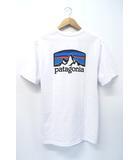 未使用品 PATAGONIA パタゴニア 38501 Fitz Roy Horizons Responsibili-Tee Tシャツ S ホワイト 白 2