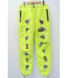 シュプリーム SUPREME 2020AW Supreme シュプリーム Smurfs スマーフ GORE-TEX Pant ゴアテックス パンツ M Bright Yellow