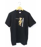 未使用品 2021SS SUPREME シュプリーム Not Sorry Tee ベア Tシャツ S Black 黒