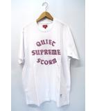 シュプリーム SUPREME 未使用品 2021AW SUPREME シュプリーム Quiet Storm S/S Top Tシャツ L White 白
