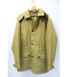 バーバリー BURBERRY London Vintage ヴィンテージ 中綿 キルティング フード付き ジャケット コート L ノバチェック ベージュ