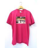シュプリーム SUPREME 未使用品 2021AW SUPREME シュプリーム Thrasher Game Tee スラッシャー ゲーム Tシャツ M Hot Pink