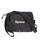 シュプリーム SUPREME Shoulder Bag Black 19SS ショルダーバッグ BOX LOGO ボックスロゴ コーデュラナイロン ブラック 黒 総柄 ddd