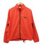 SUGOi ジャケット サイクリング ウエア ナイロン ジップ M オレンジ