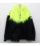 ナイキ NIKE ナイキラボ sacai Plush Windrunner Jacket ジャケット S ネイビー イエロー