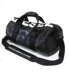 ディーゼル DIESEL F-BOLD DUFFLE ボストンバッグ 2way ドラム型 黒 ブラック 鞄