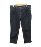 ビースリー B3 B-Three Jeans デニム ジーンズ パンツ ストレッチ 無地 スリット ストレート 42 インディゴブルー 青