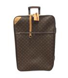 ルイヴィトン LOUIS VUITTON ペガス70 M23248 キャリーバッグ キャリーケース スーツケース 旅行カバン トロリーバッグ モノグラム ブラウン 茶
