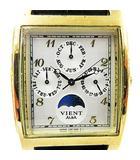 セイコー SEIKO ALBA VIENT V33F-5A10 アルバ ヴィエント クォーツ 腕時計 デイデイト サン&ムーン スクエア 白文字盤