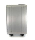 ゼロハリバートン ZERO HALLIBURTON キャリー ケース トランク スーツケース トラベル アルミ アルミニウム シルバー ●IBS56