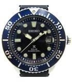 セイコー SEIKO V157-0BT0 PROSPEX 200m プロスペックス ダイバー スキューバ タフソーラー 腕時計 ラバーバンド 黒文字盤