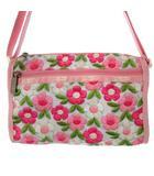 レスポートサック LesportSAC 7133 SMALL SHOULDER BAG SASSY スモール ショルダー バッグ フラワー 花柄 ピンク