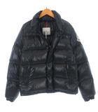 モンクレール MONCLER EVEREST エベレスト ダウン ジャケット ブラック 黒 1 アウター ●IBS77 41310 60 68950