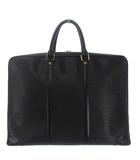 ルイヴィトン LOUIS VUITTON M59092 エピ ポルト ドキュマン ヴォワヤージュ ブリーフ ケース 書類かばん ビジネス バッグ レザー ブラック 黒 カバン 鞄