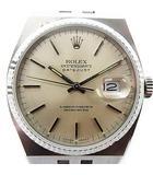 ロレックス ROLEX 17014 R番 1987-88年製 80年代 ヴィンテージ オイスター クォーツ デイトジャスト 腕時計 SS シルバー 当時物 ☆AA★
