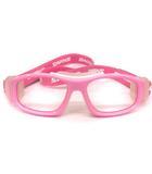スワンズ SWANS 子ども用 スポーツ メガネ ゴーグルタイプ 眼鏡 子供用 キッズ用 ピンク