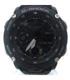 カシオジーショック CASIO G-SHOCK GA-2000S-1AJF カーボンコアガード 腕時計 アナデジ クォーツ ブラック 黒