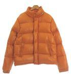 モンクレール MONCLER EVEREST エベレスト ダウン ジャケット ナイロン ロゴ ビッグワッペン オレンジ 3 L位 アウター IBO15