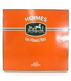 エルメス HERMES オー ドランジュ ヴェルト ソープ 4個入セット EOV4 石けん 石鹸 ケース付き 150g 25g