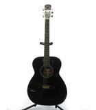 モーリス MORRIS F12II BLK アコースティック ギター アコギ ソフトケース 取扱い説明書付き 黒 ブラック 0219
