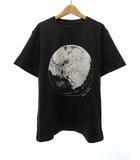ナンバーナイン NUMBER (N)INE マルボロ コラボ プリント カットソー Tシャツ 半袖 ダークグレー 0309