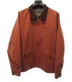 チャップス CHAPS ラルフローレン RALPH LAUREN スイングトップ ジャケット ジップ ブルゾン 綿ポリ M オレンジ系 0311