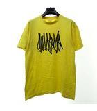 シュプリーム SUPREME 初期 2001年 01 Jose Parla Tee ホセパルラ Tシャツ カットソー 半袖 USA製 黄 イエロー M 0515