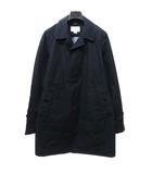 ナナミカ nanamica SUBF100 GORE-TEX ゴアテックス ステンカラーコート ジャケット ブルゾン 紺 ネイビー M 0530