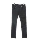 アンダーカバー UNDERCOVER 15SS ストレッチ スリム スキニー パンツ 黒 ブラック 品番09502 2 0703
